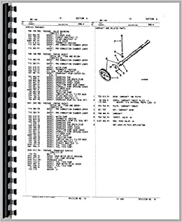 International Harvester BD154 Engine Parts Manual: Case-IH
