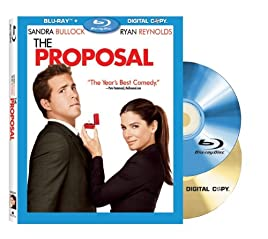 """Cover of """"The Proposal [Blu-ray]"""""""