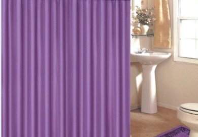 Amazon Purple Bathroom Decor