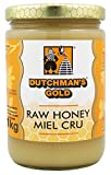 Dutchman's Gold Raw Honey - 2.2 lbs - Unfiltered - Non-pasteurized