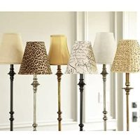 Buffet Lamp Shade - Seagrass - Ballard Designs - Table ...