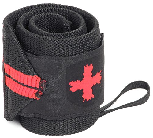 Harbinger Red Line Wrist Wraps Review