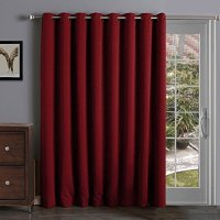Sliding Barn Door Panels Thermal Insulated Blackout ...