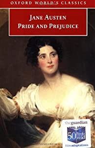 "Cover of ""Pride and Prejudice (Oxford Wor..."