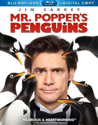 Mr. Popper's Penguins Best Price DVD