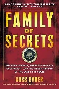 "Cover of ""Family of Secrets: The Bush Dyn..."