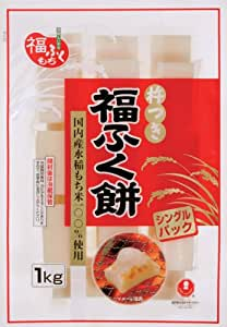 Amazon.co.jp: マルシン食品 福ふくもち1㎏: 食品・飲料・お酒 通販