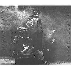 Quadrophenia album cover