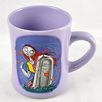 Amazon.com | Disney A Nightmare Before Christmas Sally Mug ...