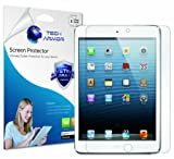 Tech Armor Apple iPad Mini HD Clear Screen Protector with Lifetime Replacement Warranty [3-PACK] - Retail Packaging
