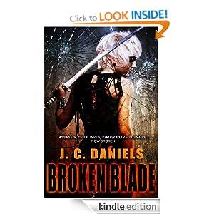 Broken Blade (Colbana Files)