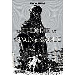 Couverture du premier tome de La Théorie du grain de sable - chez Casterman