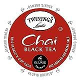 Twinings Chai Tea K-Cups, 24 Count