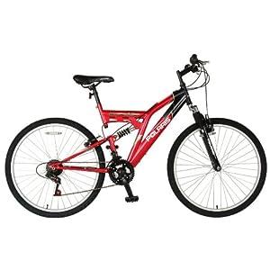 Polaris Scrambler Men's Mountain Bike (26-Inch Wheels)