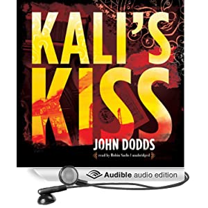 cover art for Kali's Kiss