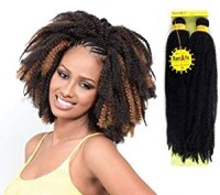 "Amazon.com : RastAfri Malibu Afro Kinky Braid (14"", HM27"