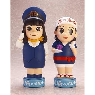 コケビィ シリーズ 北鉄のユイちゃん (ソフトビニール製塗装済み完成品)
