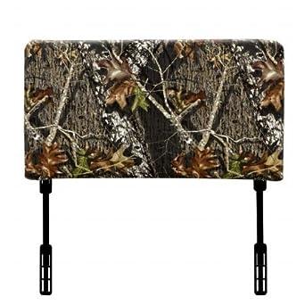 Mossy Oak Camouflage Twin Headboard