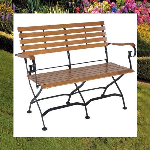 metallbank gartenb nke g nstig. Black Bedroom Furniture Sets. Home Design Ideas