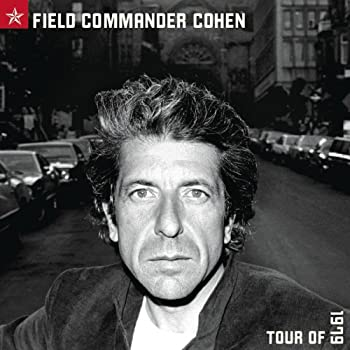 "Cover of ""Field Commander Cohen: Tour of ..."