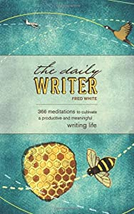 "Cover of ""The Daily Writer: 366 Meditatio..."