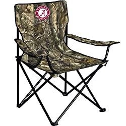 Attractive NCAA Alabama Crimson Tide RealTree Camo Folding Chair