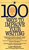 100 Ways to Improve Your Writing (Mentor)