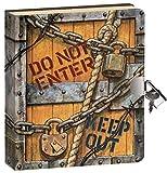 Peaceable Kingdom / Top Secret Lock & Key Diary