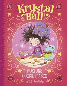 Fortune Cookie Fiasco (Krystal Ball) by Ruby Ann Phillips| wearewordnerds.com
