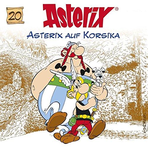 Asterix (20) Asterix auf Korsika - Karusselll 2016