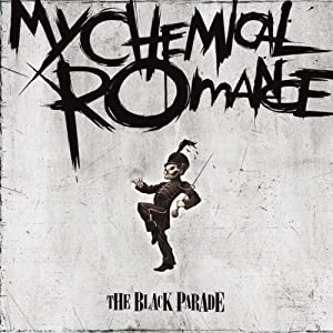 """Cover of """"The Black Parade Amended"""""""