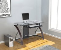 Sleek Computer Desk - Home Design