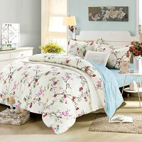 TheFit Paisley Textile Bedding for Adult U408 Flora and ...