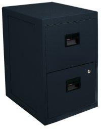 Sentry Safe Fire-Safe 6000b 2-Drawer Vertical File Cabinet ...