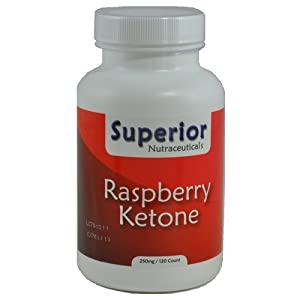 Raspberry Ketones 250mg 120 Count
