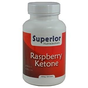 Raspberry Ketones 250mg 120 Count