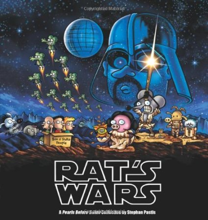 Rat's Wars: A Pearls Before Swine Collection by Stephan Pastis, Mr. Media Interviews