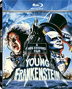 "Cover of ""Young Frankenstein [Blu-ray]"""
