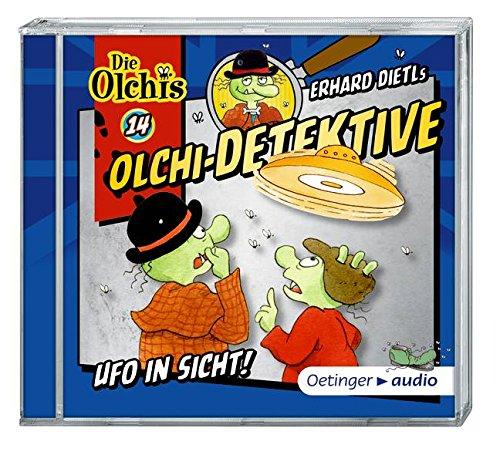 Die Olchi-Detektive (14) Ufo in Sicht! - Oetinger Audio 2015