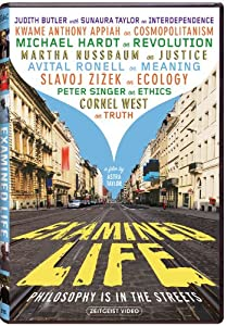 "Cover of ""Examined Life"""