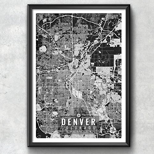 cheap denver map  (review),Top Best 5 Cheap denver map for sale 2016 (Review),