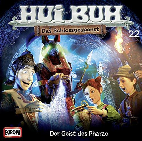 Hui Buh - Neue Welt (22) Der Geist des Pharao