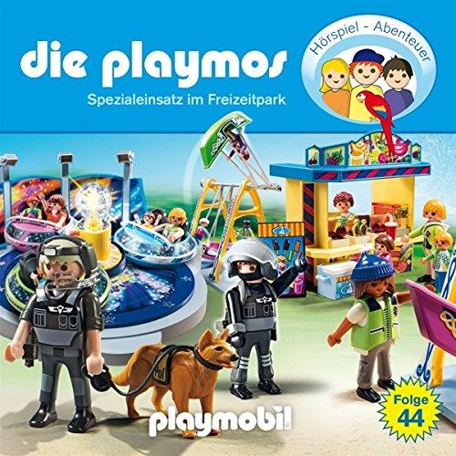 Die Playmos (44) Spezialeinsatz im Freizeitpark