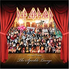 610sQY7RcjL. SL500 AA240  Album Review: Def Leppard   Songs From The Sparkle Lounge