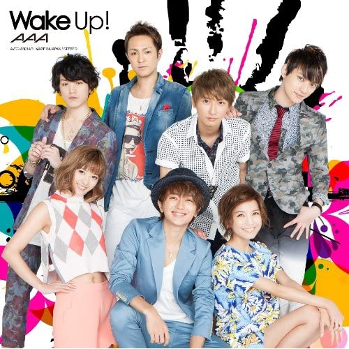 Wake up! (CD+DVD) (Type-B) をAmazonでチェック!