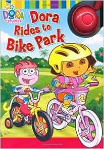 Dora Rides to Bike Park Dora the Explorer Nickelodeon