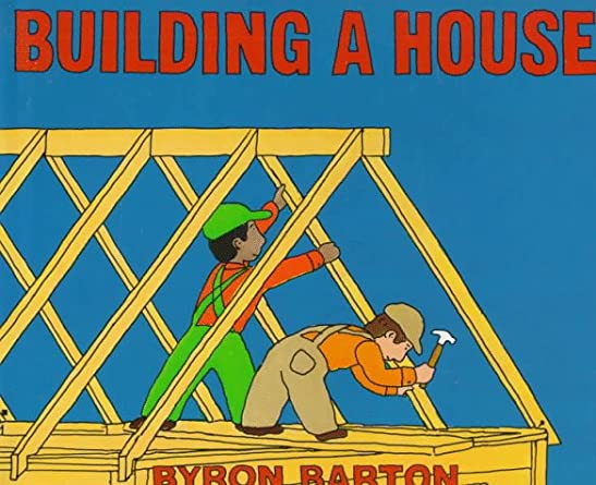 "Cover of ""Building a House"""