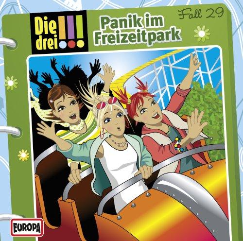 Die drei !!! (29) Panik im Freizeitpark (Europa)