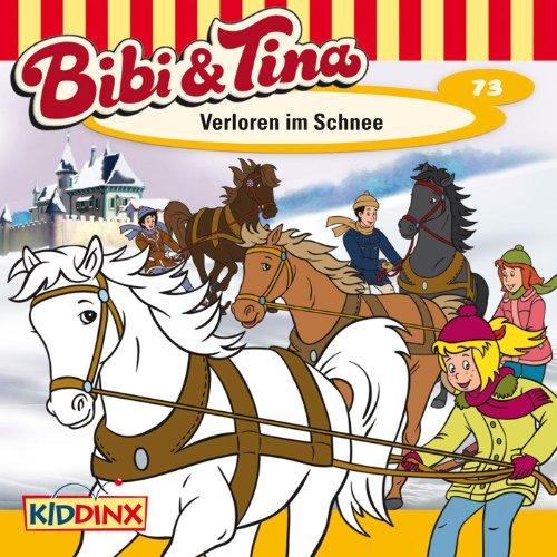 Bibi und Tina (73) verloren im Schnee (Kiddinx)