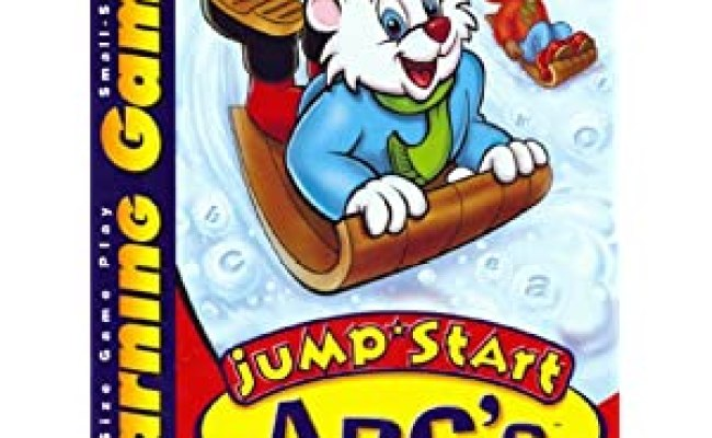 Jump Start Learning Games Abc S